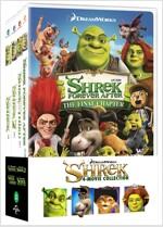 슈렉 : 4-Movie 콜렉션 (4disc)
