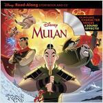 디즈니 뮬란 리드얼롱 스토리북 Disney: Mulan [With Audio CD] (Paperback + CD)
