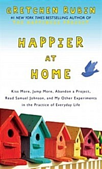 Happier at Home (Hardcover, Large Print)