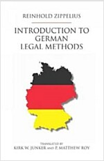 Introduction to German Legal Methods (Paperback)