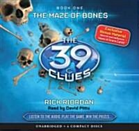 The Maze of Bones (the 39 Clues, Book 1) (Audio CD)