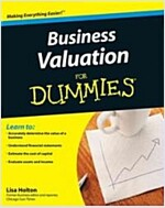 Business Valuation for Dummies (Paperback)