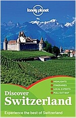Lonely Planet Discover Switzerland (Paperback)