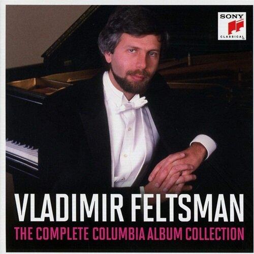 [수입] 블라디미르 펠츠만 - 콜럼비아(CBS) 레코딩 전집 [오리지널 커버 8CD]