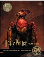 Harry Potter Film Vault, Volume 5: Creature Companions, Plants, and Shapeshifters (Hardcover)