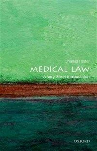 Medical Law: A Very Short Introduction (Paperback)
