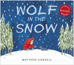 Wolf in the Snow (Paperback)
