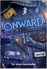 Onward: The Junior Novelization (Disney/Pixar Onward) (Paperback)