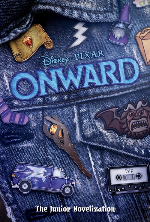 Onward: The Junior Novelization (Disney/Pixar Onward) (Paperback)