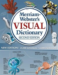 Merriam-Webster's Visual Dictionary (Hardcover, 2)