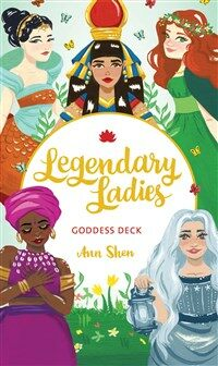 Legendary Ladies Goddess Deck: 58 Goddesses to Empower and Inspire You (Box of Female Deities to Discover Your Inner Goddess; Deck of Goddesses for S (Other)