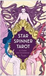 Star Spinner Tarot: (inclusive, Diverse, Lgbtq Deck of Tarot Cards, Modern Version of Classic Tarot Mysticism) (Other)