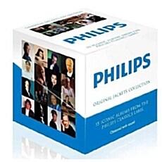 [수입] 필립스 오리지널 재킷 컬렉션 [55CD 한정판 박스]