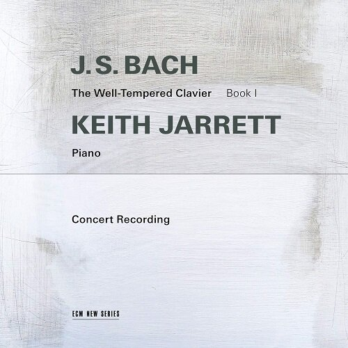 [수입] 바흐 : 평균율 클라비어 1권 BWV 846-869 [2CD]