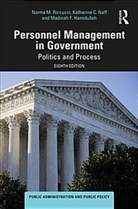 Personnel management in government : politics and process / 8th ed