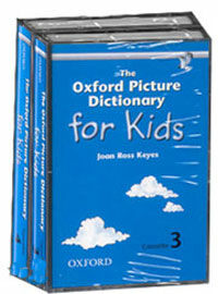 The Oxford Picture Dictionary for Kids (Cassette)