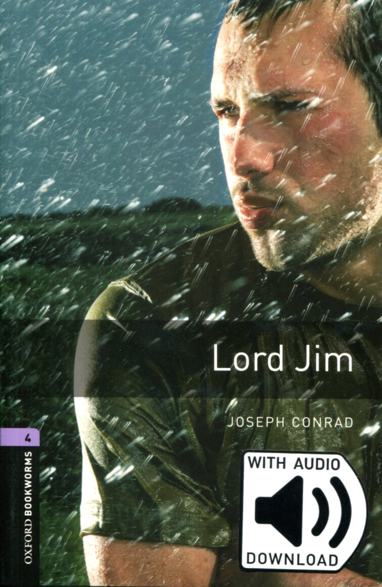Oxford Bookworms Library: Level 4:: Lord Jim (Paperback + MP3, 3rd Edition)