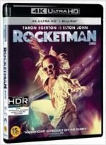 [4K 블루레이] 로켓맨 (2disc: 4K UHD + 2D)