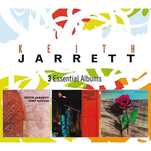 [수입] Keith Jarrett - 3 Essential Albums [3 For 1]