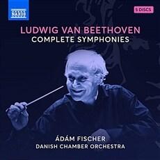 [수입] 베토벤 : 교향곡 전곡 [5CD]