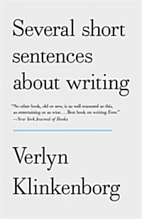 Several Short Sentences About Writing (Paperback)