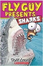 Fly Guy Presents: Sharks (Scholastic Reader, Level 2) (Paperback)