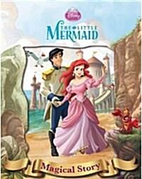[중고] Disney Little Mermaid Magical Story (Hardcover)