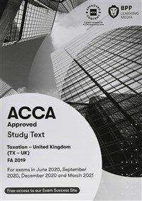 ACCA Taxation FA2019 : Study Text (Paperback)