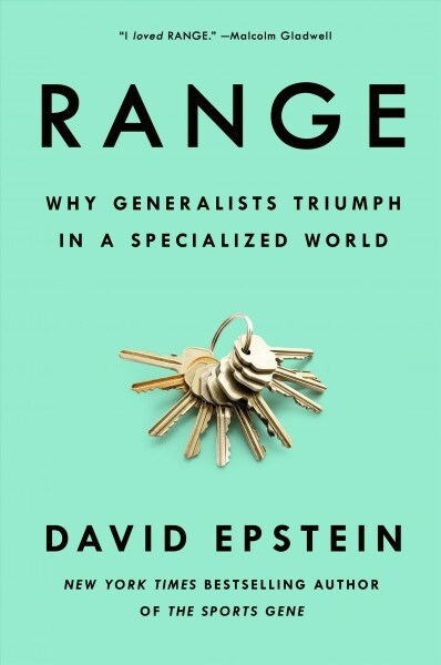 Range : Why Generalists Triumph in a Specialized World (Paperback)