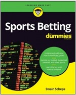 Sports Betting For Dummies (Paperback, 1st)