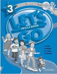 Let's Go: 3: Skills Book with Audio CD Pack (Package)