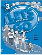 (3판)Let's Go 3: Skills Workbook with CD (Package, 3rd)