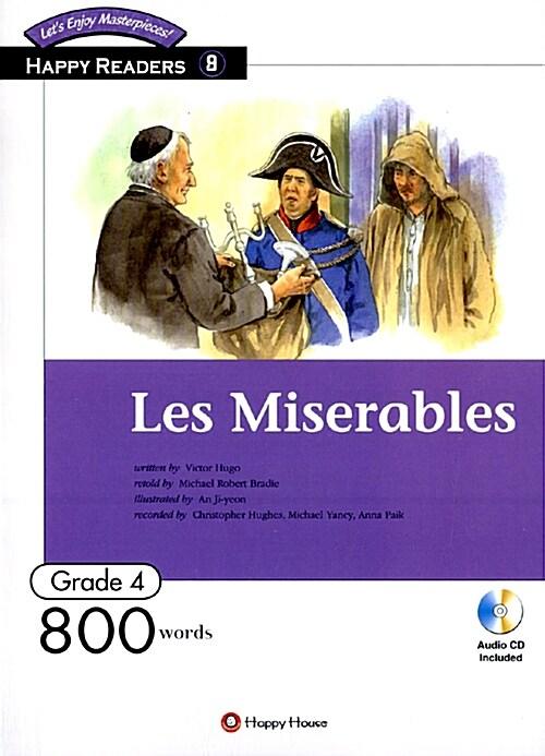 Les Miserables (책 + CD 1장)