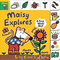Maisy Explores: A First Words Book (Board Books)