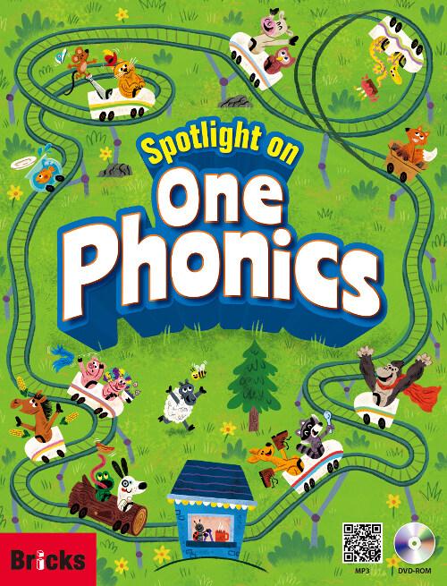 Spotlight on One Phonics : Student Book (Paperback + MP3 CD 3장)