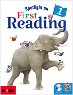 Spotlight on First Reading 1 (Book + CD 2장)