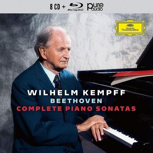 [수입] 베토벤 : 피아노 소나타 전곡 [8CD+BDA]