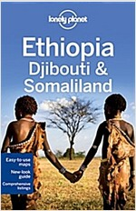 Lonely Planet Ethiopia, Djibouti & Somaliland (Paperback, 5)