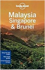 Lonely Planet Malaysia Singapore & Brunei (Paperback)