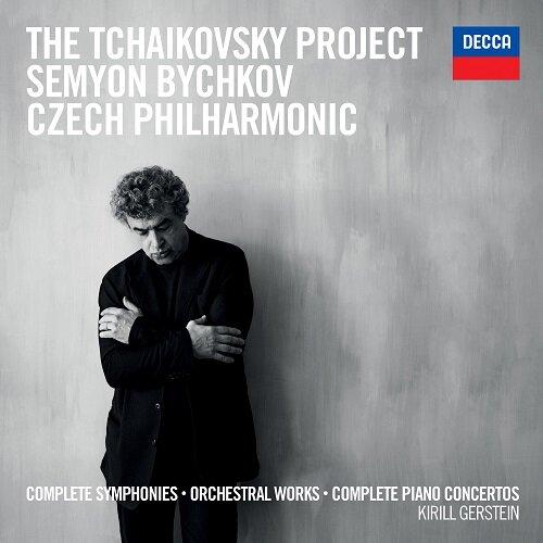 [수입] 차이코프스키 : 교향곡 전곡 & 피아노 협주곡 전곡 [7CD]