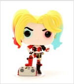 Pop Harley Quinn with Boombox Vinyl Figure (Other)