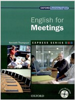 Express Series: English for Meetings (Package)