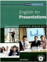 Express Series: English for Presentations : A Short, Specialist English Course (Package)