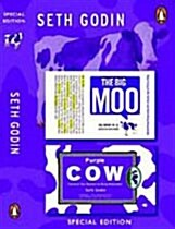 The Big Moo & Purple Cow (영국판, Mass Market Paperback, Bind-Up)