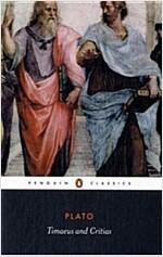 Timaeus and Critias (Paperback, Revised)