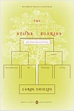 The Stone Diaries: (penguin Classics Deluxe Edition) (Paperback, 15, Anniversary, Deckle Edge)