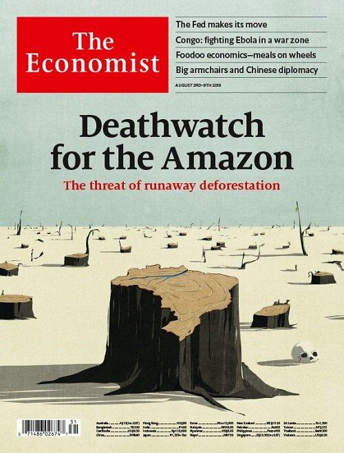 The Economist (주간 영국판): 2019년 08월 03일