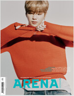 아레나 옴므 플러스 Arena Homme+ B형 2019.9 (표지 : 강다니엘 B형)