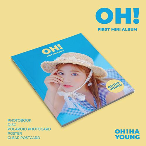 오하영 - 미니 1집 OH! [CD알판 2종 중 랜덤삽입]