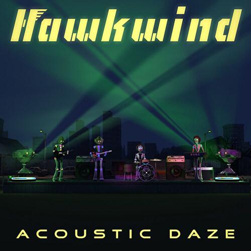 [수입] Hawkwind - Acoustic Daze [LP]